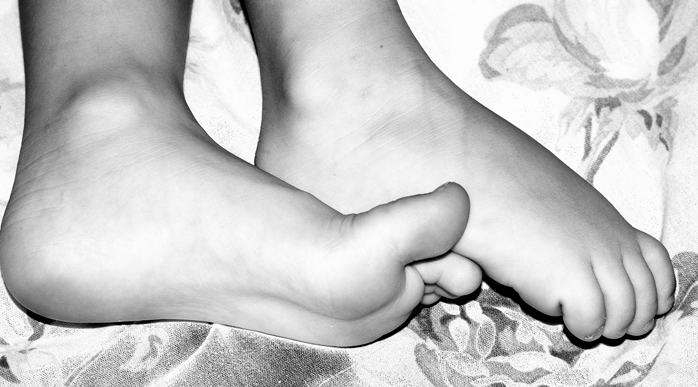 foot care for great looking feet