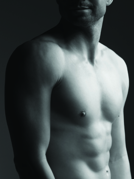 Male waxing challenges on Vogue Beauty Blog