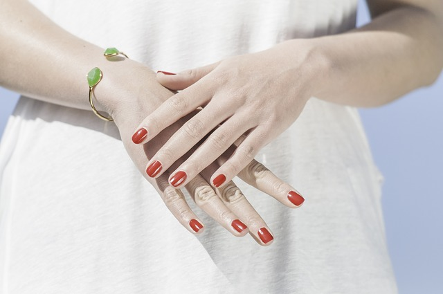 Vogue Beauty Blog - how to grow long nails