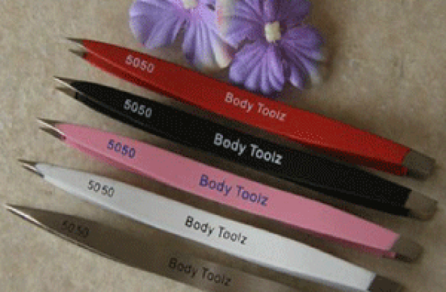 Double End Tweezer by Body Toolz