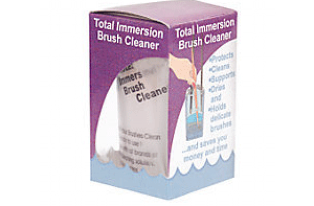 Total Immersion Brush Cleaner Jar