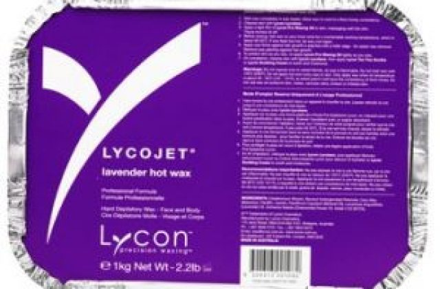 Lycojet Lavender Hard Wax by Lycon